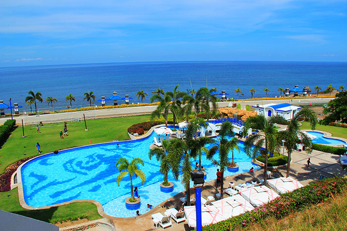 Thunderbird Resort: A Taste Of Santorini In La Union
