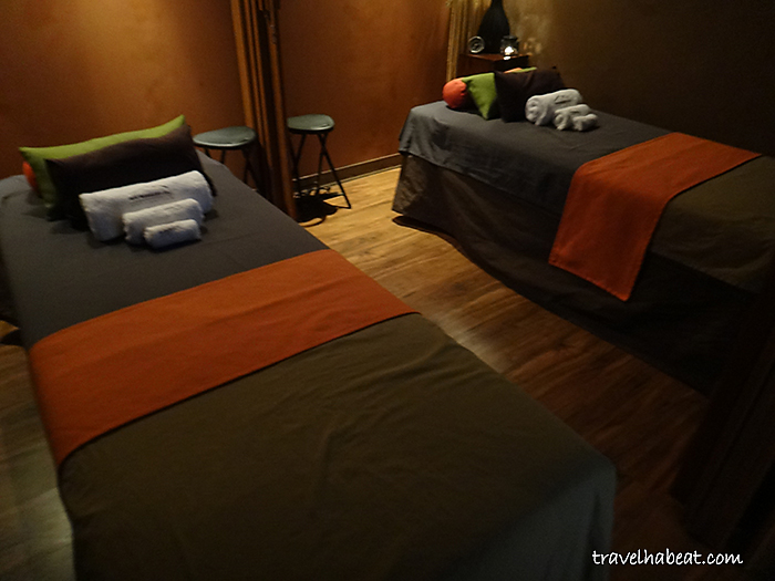 The Mandara Spa Couple's Room