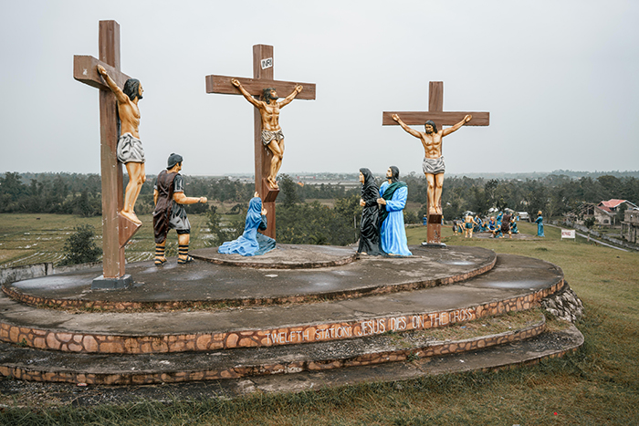 Calvary Hills with 14 Stations of the Cross