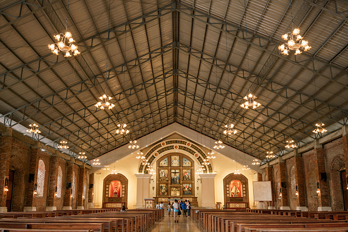 Widest Cagayan Church