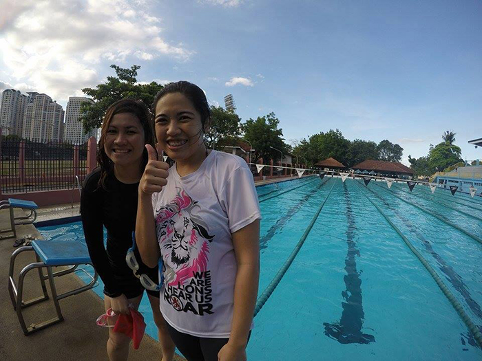 2014 Swimming Lessons at PhilSports Complex (ULTRA)