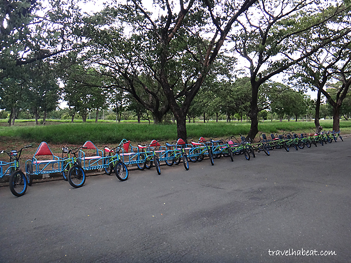 Bike Rental at Filinvest, Alabang