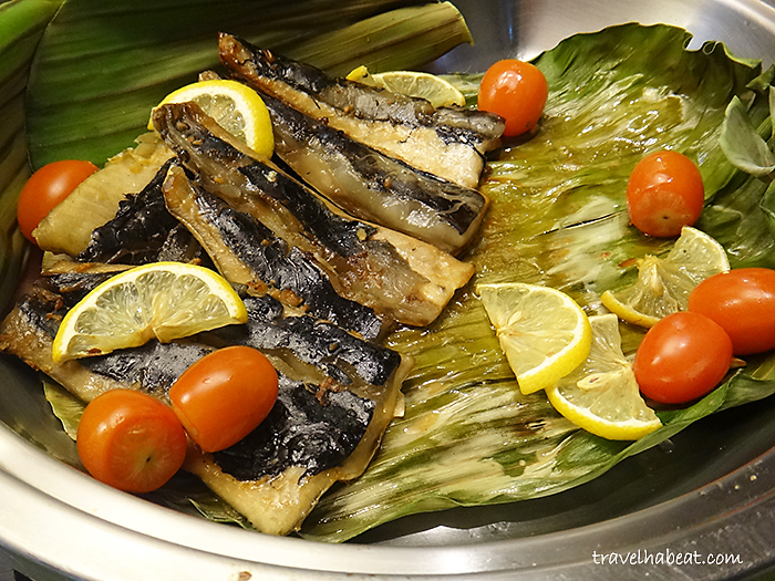 Roasted Bangus Belly
