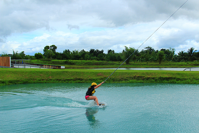 Wakeboarding | Bicol, Philippines