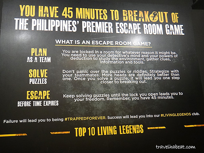 Plan. Solve. Escape.