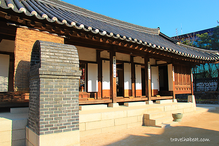 Hanok or Traditional Korean House