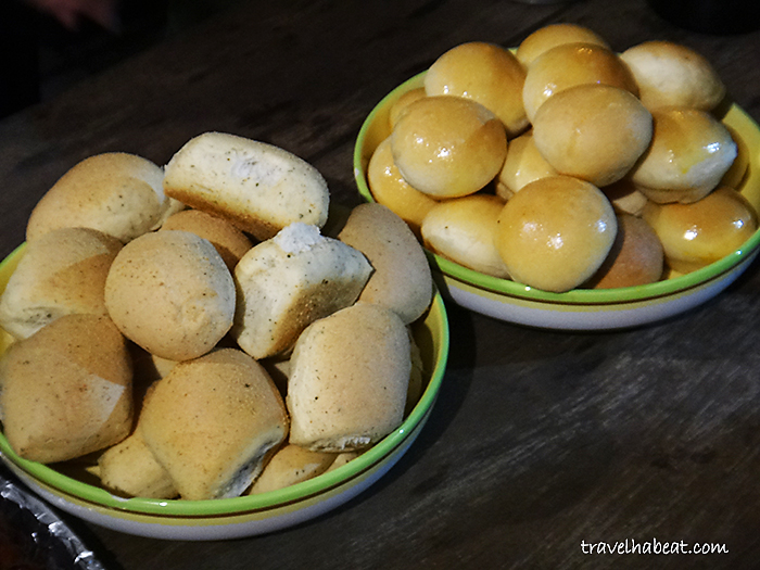 Malunngay Pandesal and Bonete