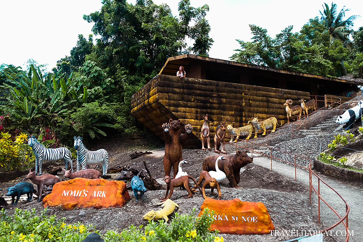Garin Farm's Replica of Noah's Ark