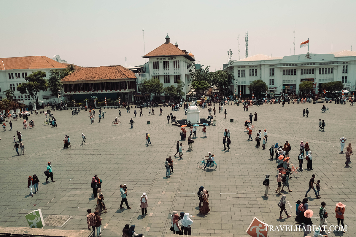 Fatahillah Square or Old Town Square