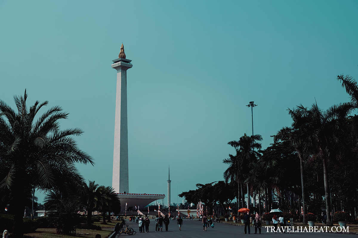 Monas at Merdeka Square