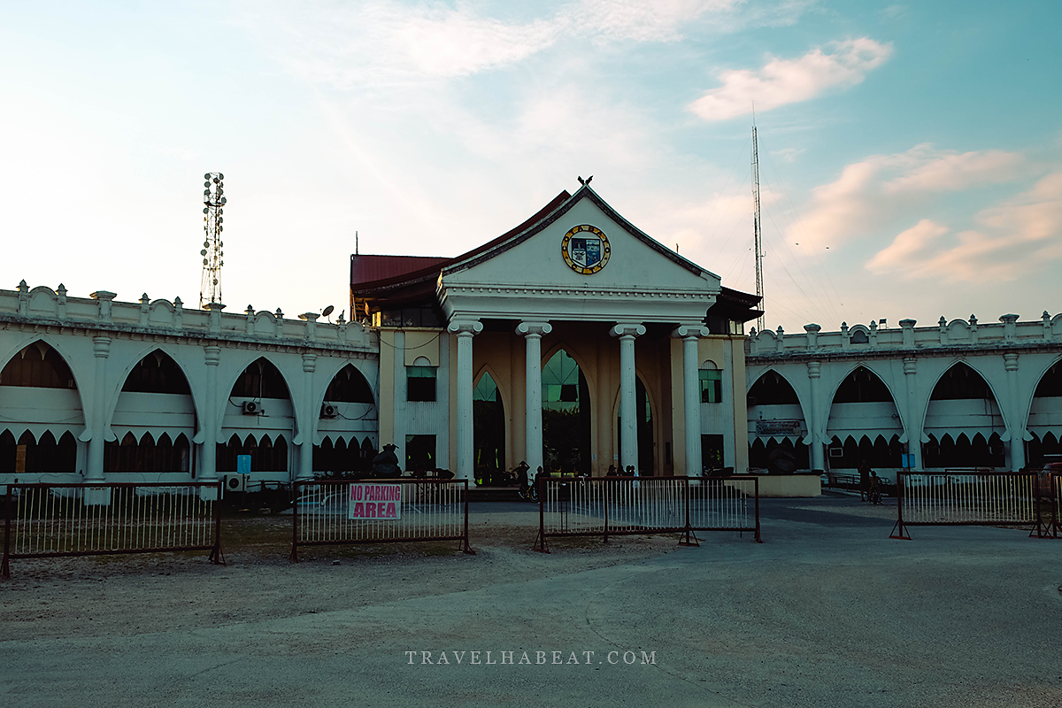 People's Palace (new Cotabato City Hall)